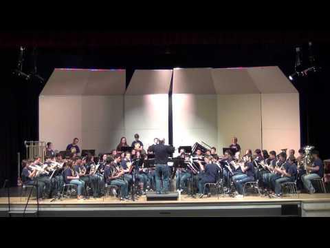 Earl Warren JHS Band CMEA 2012 Symphonic Band Part 2