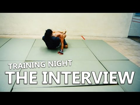 Training Night - The Interview