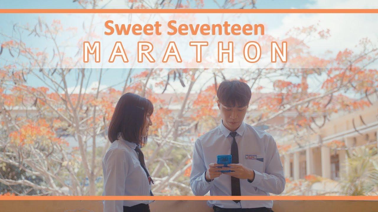 [SWEET SEVENTEEN] – MARATHON | Trịnh Thảo, Duy Dương, Mạnh Lân, Liz | DADA Studio Việt Nam