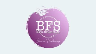 Barre Bootcamp aug 6 with Josi