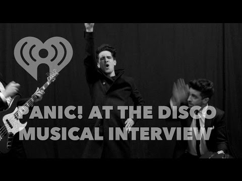 Panic! At the Disco - Musical Interview | Artist Challenge