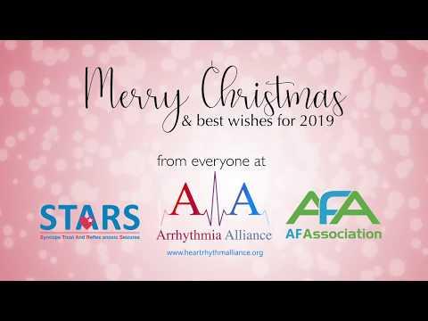 Merry Christmas from Arrhythmia Alliance