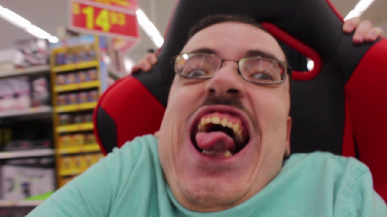 Buying A Video Game With My Chair 💺 Ricky Berwick Doovi