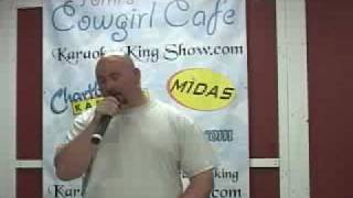 Karaoke King Show Live David The Anchor Holds