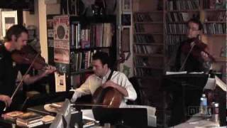 Brooklyn Rider: NPR Music Tiny Desk Concert