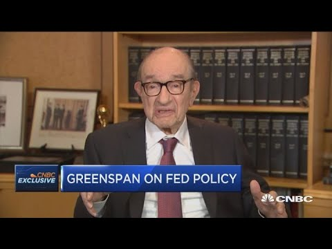 Watch CNBC'S full interview with Alan Greenspan