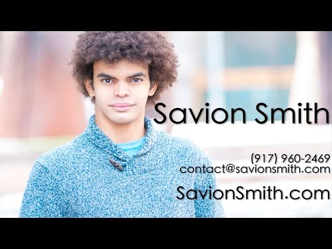 Savion Smith Actor Reel