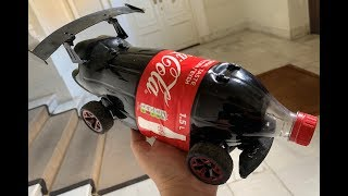 Coca-Cola The Drifting Bottle