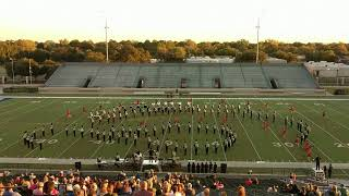 2017 Newman Smith Marching Band ,UIL