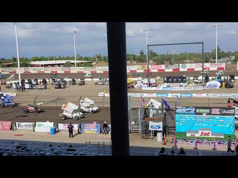 Opening warm up Peter Murphy Classic 2019:Thunderbowl Raceway