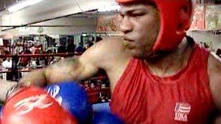 Mike Passade / Alexis Chaparro : Ringmaster Boxing : 165 lb. elite