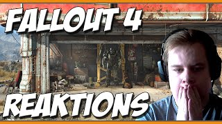 dk fallout 4 livestream   reaktions video   war war never changes