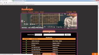 huong dan download tu mediafire