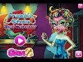 Monster High Games- Frankie Stein Real Makeover- Fun Online Fashion Games for Girls Kids
