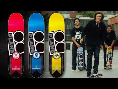 top 5 skateboarders