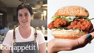 The Very Best Fried Chicken Sandwich | From the Test Kitchen | Bon Appétit