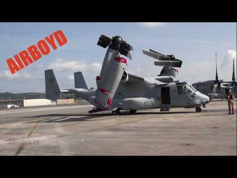 MV-22 Osprey Delivery