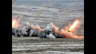 Война за Карабах:  Армия Азербайджана пошла в атаку, авиация бьет по всей линии фронта, ночные бои