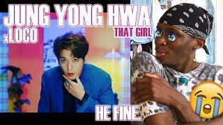 "Jung Yong Hwa ft. Loco - That Girl MV REACTION: ""I GOT A BOY"" IS SHOOK! 😭💖✨"