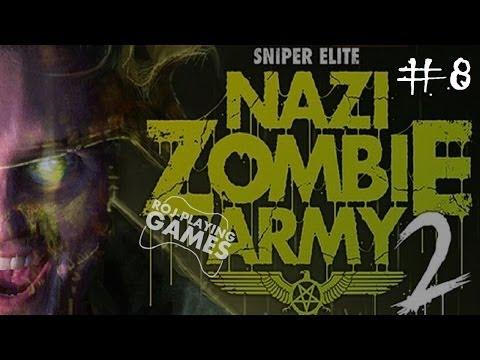 Sniper Elite Nazi Zombie Army 2 (#8) David Guetta Fuck Out! (Roj-playing Games!) |