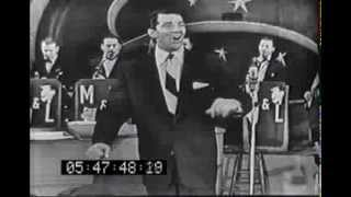 Jerry Lewis introduces Dean Martin singing Be Honest With Me
