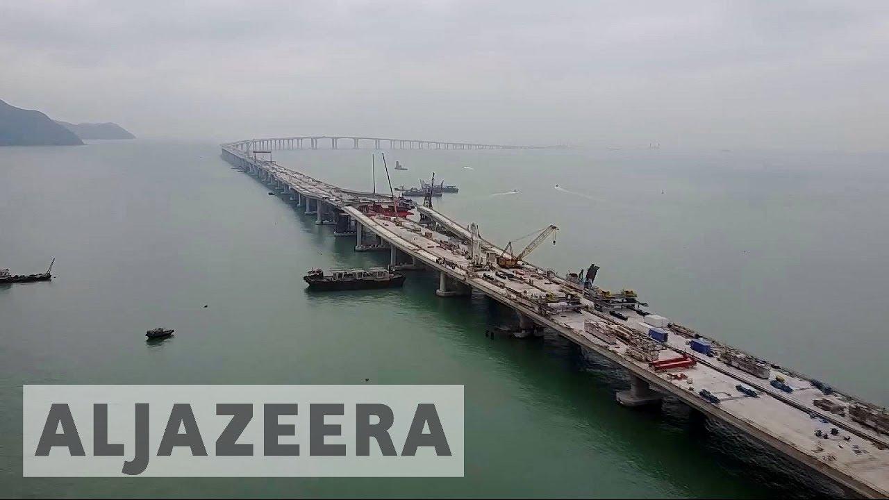 New safety concerns for Hong Kong mega-bridge project