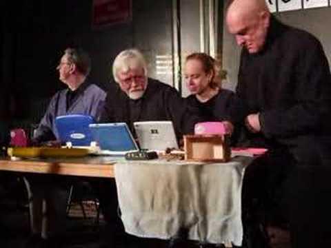 Toy Laptop Quartet