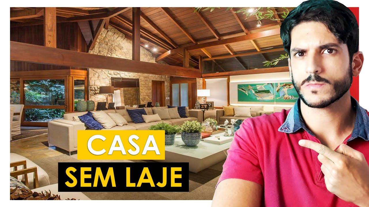 Download POSSO FAZER CASA SEM LAJE E COM TELHADO EMBUTIDO ?