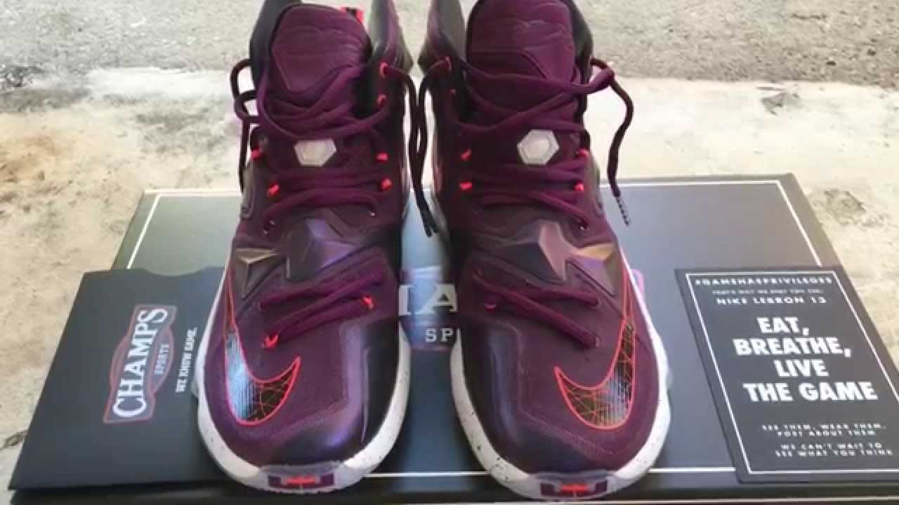 EVERY NIKE LEBRON ELITE MODEL 9-13: ELITE LBJ13 REVIEW .