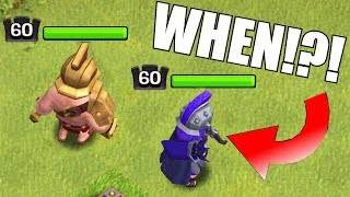 """ONLY 1 MORE DAY!?! """"Clash Of Clans"""" NEW QUEEN SKIN!"""