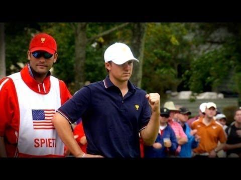 Jordan Spieth: Golf Feature
