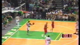 1997 Fresno State Basketball vs. Hawaii (Away)