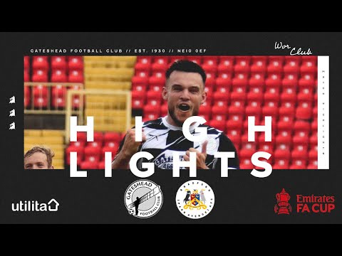 Gateshead Bradford Goals And Highlights