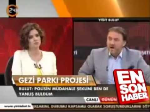 Yiğit Bulut Gezi Parkı Protestosu Yorumu