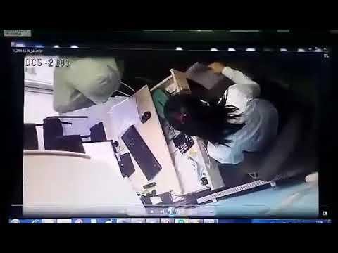 Ограбление офиса микрозаймов в Улан-Удэ