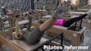 Pilates Reformer в фитнес-клубе С.С.С.Р. Жулебино(, 2016-07-29T16:12:39.000Z)