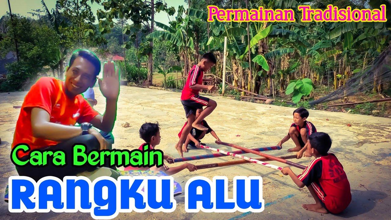 Tutorial Cara Bermain Rangku Alu Permainan Tradisional Indonesia Physical Education Youtube