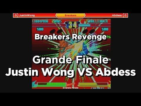 Stunfest 2014 - Breakers Revenge - Grande Finale - Justin Wong VS Abdess