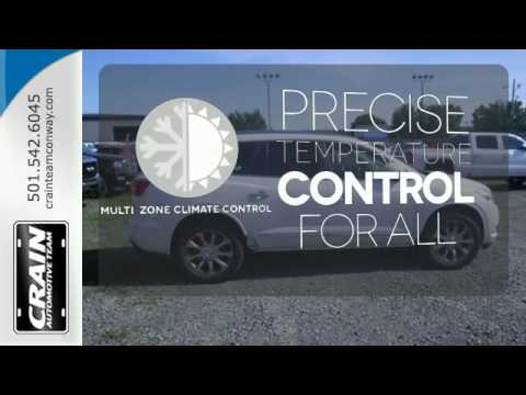 New 2016 Buick Enclave Conway AR Little Rock, AR #6BT8160