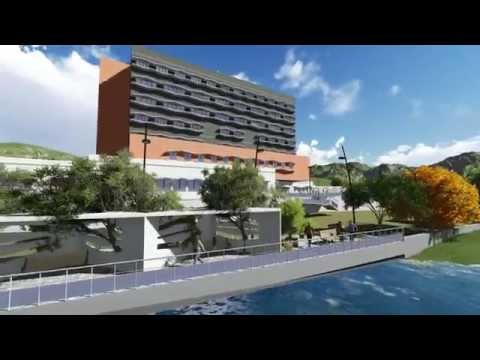 3D Architectural Walkthrough | Proposed 3-Star Hotel, Lonavala