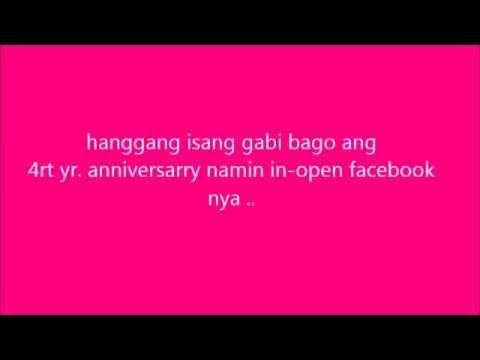 tagalog sad love story - maling hinala :( - YouTube