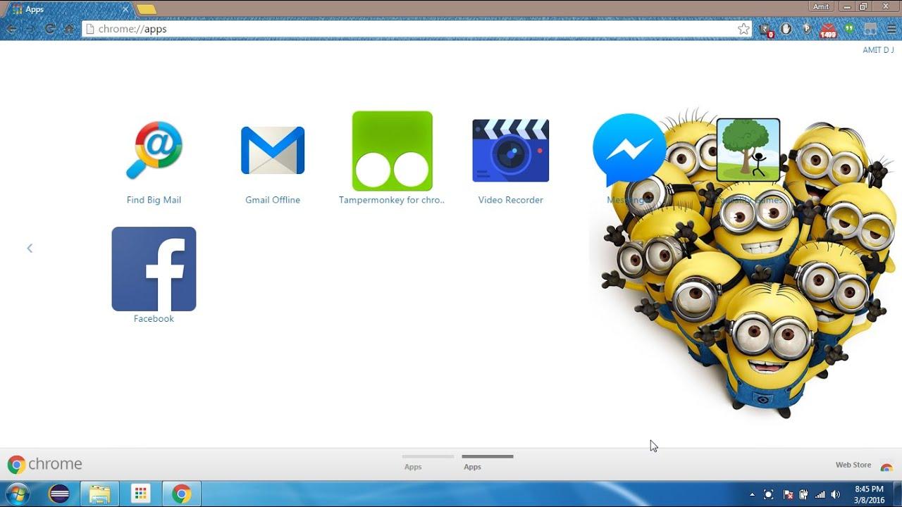 Change your browser theme [Google Chrome][English]
