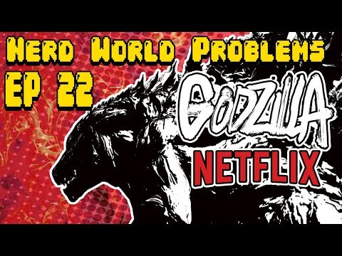 RETROactive Ep 7: Godzilla Planet Of Monsters (Netflix Movie Review)