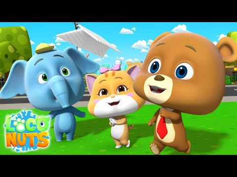 Kids Shows | Comedy Cartoon Shows | Funny Cartoon | Cartoon Videos for Babies | Loco Nuts
