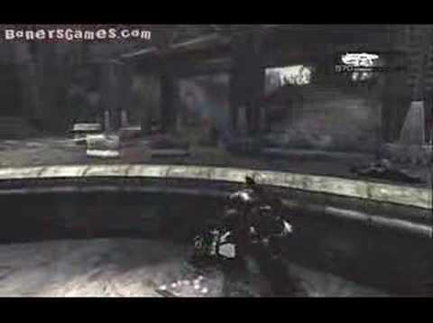 Gears Of War - Act 1: Ashes - Ch. 3 - Fish In A Barrel