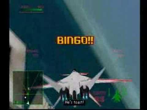 Ace Combat 2: XFA-27