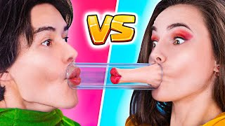 Boys vs Girls/ Real Differences and Funny Situations
