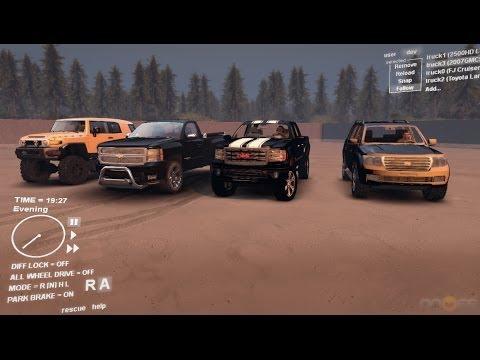 تحميل لعبة spintires مع السيارات