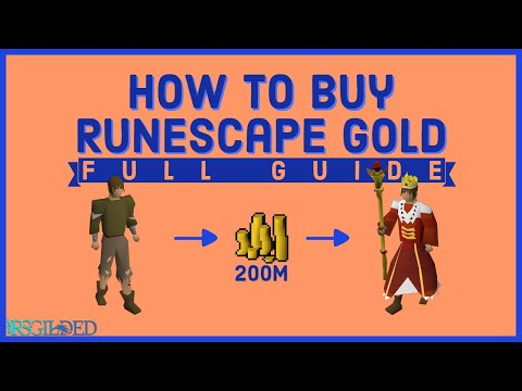 How To Safely Buy Runescape Gold [Full Guide]