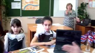 Урок английского языка в 4 классе